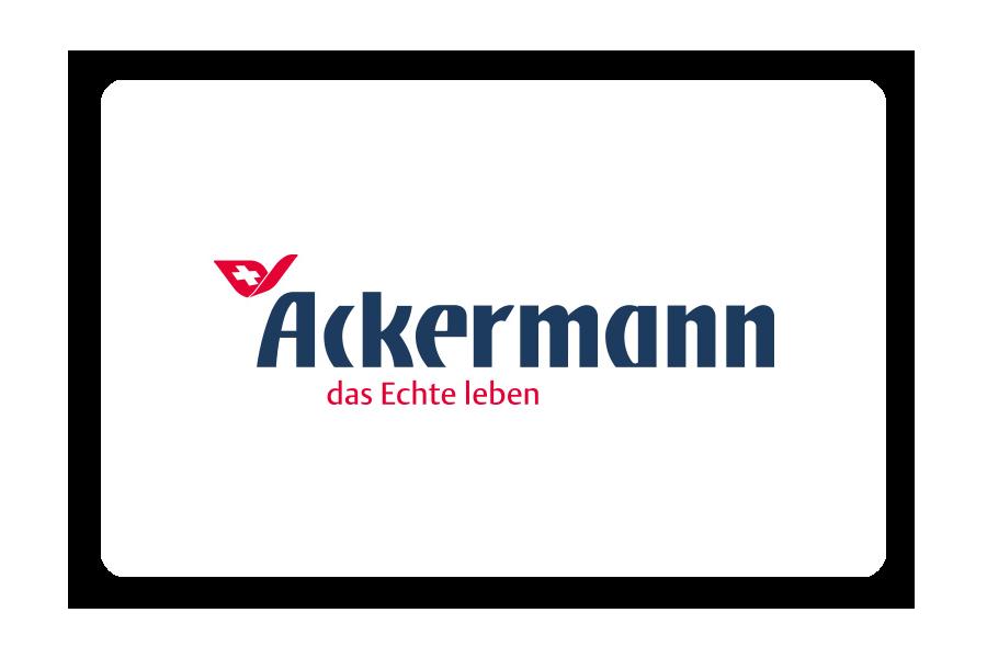 Ackermann.ch Voucher CHF 25