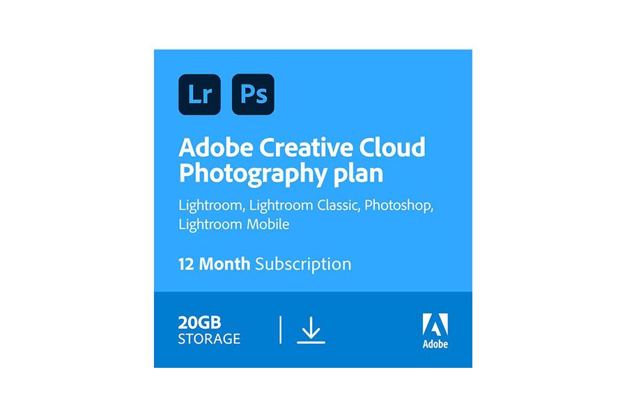 Adobe Creative Cloud Photograhpy Plan - Download