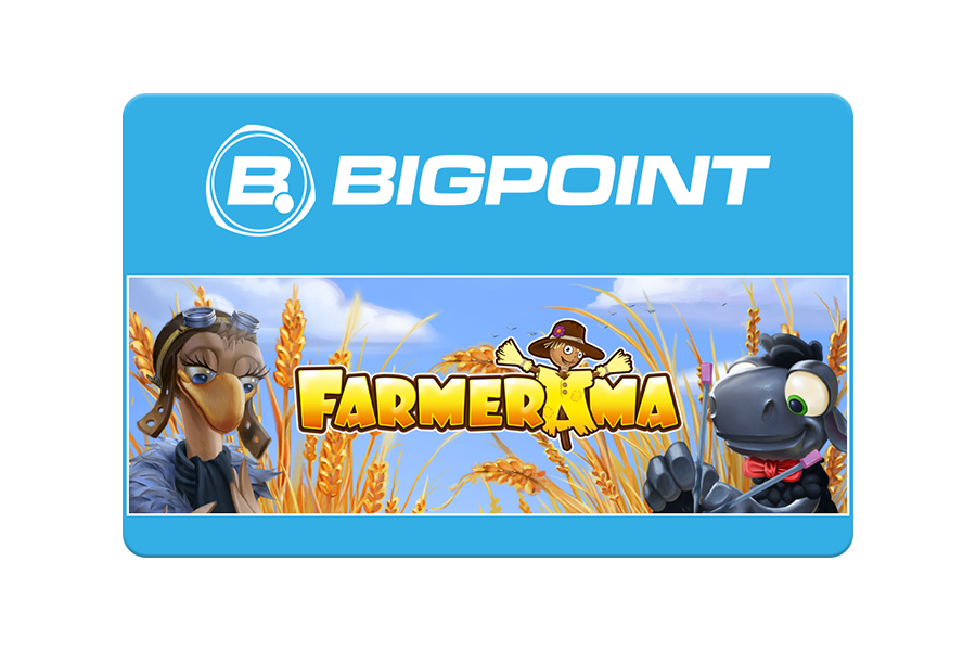 Bigpoint Casual Game Code CHF 15