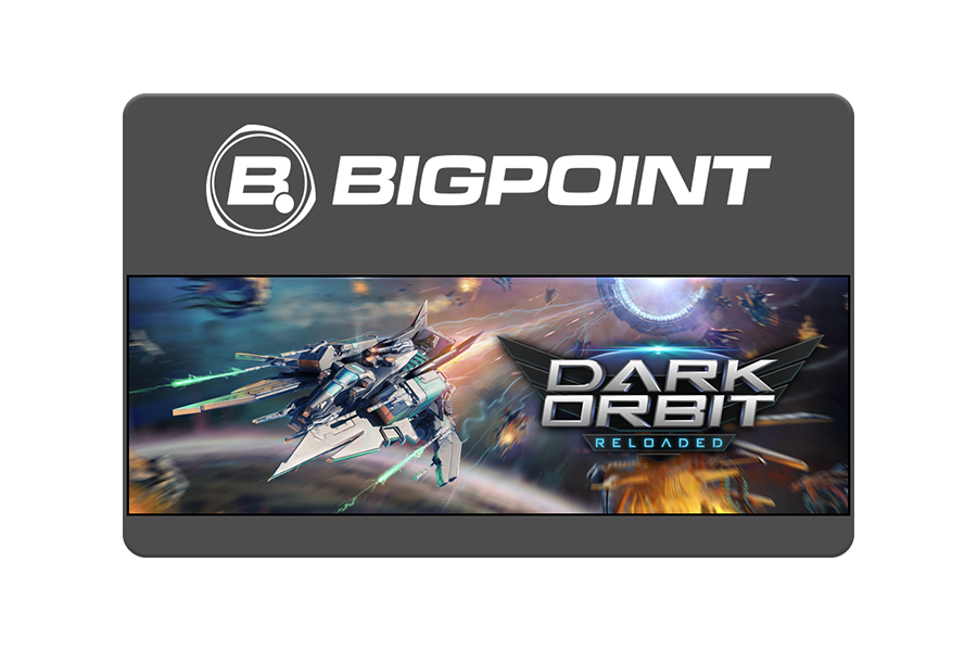 Bigpoint Core Game Code CHF 15
