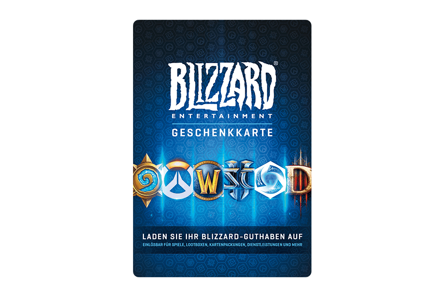 Blizzard Gift Card € 20