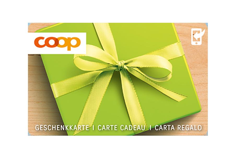 Coop eGiftcard CHF 20