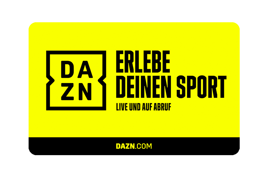 DAZN Subscription 1 Month