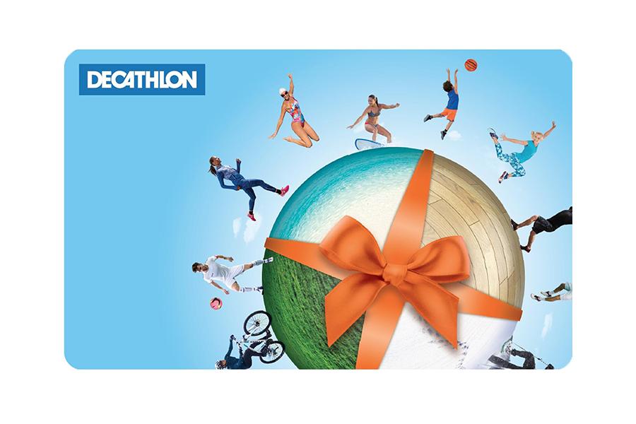 Decathlon eGiftcard CHF 20