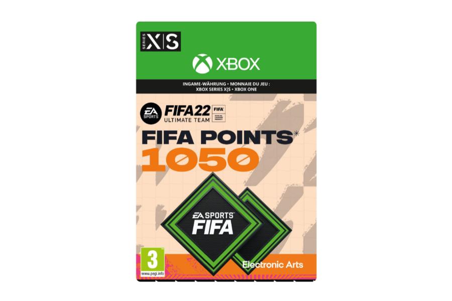 FIFA 22 - 1050 FUT Points  (Xbox)