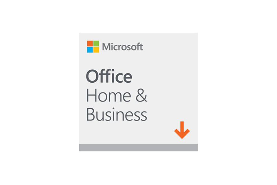Microsoft Office Home & Business 2019 (1 User) - Download Code