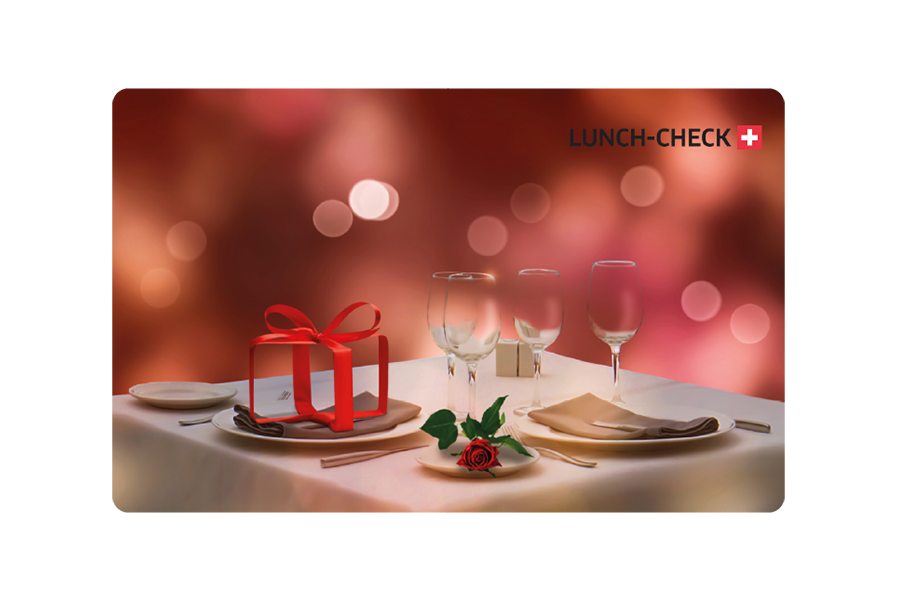Lunch-Check Giftcard CHF 200