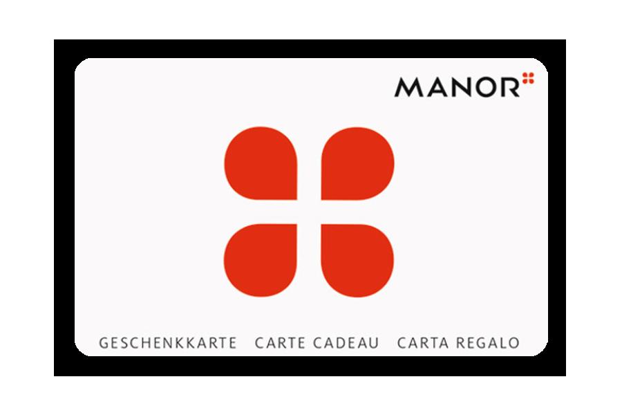 Manor eGiftcard CHF 100