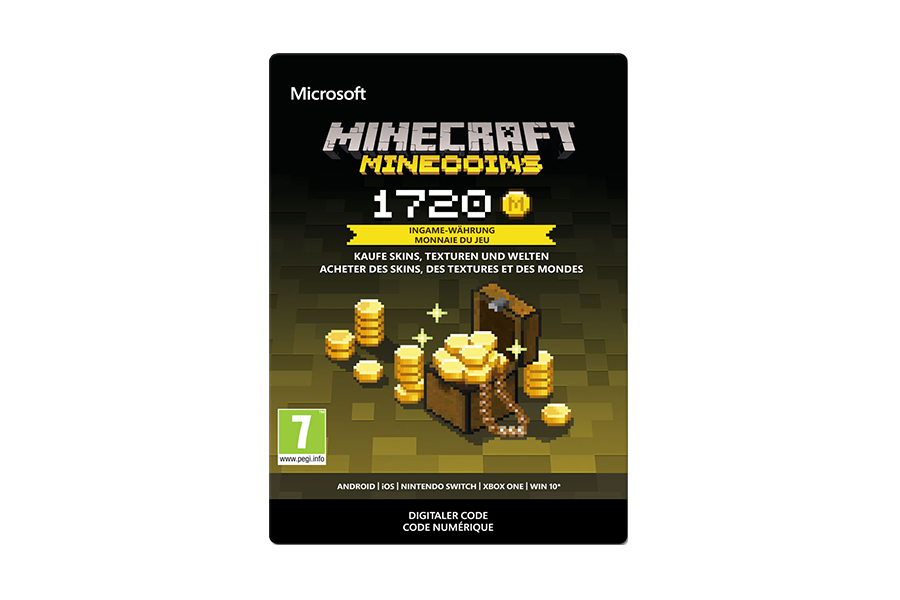 Minecraft - 1720 Coins