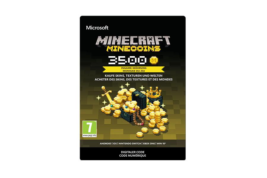 Minecraft - 3500 Coins