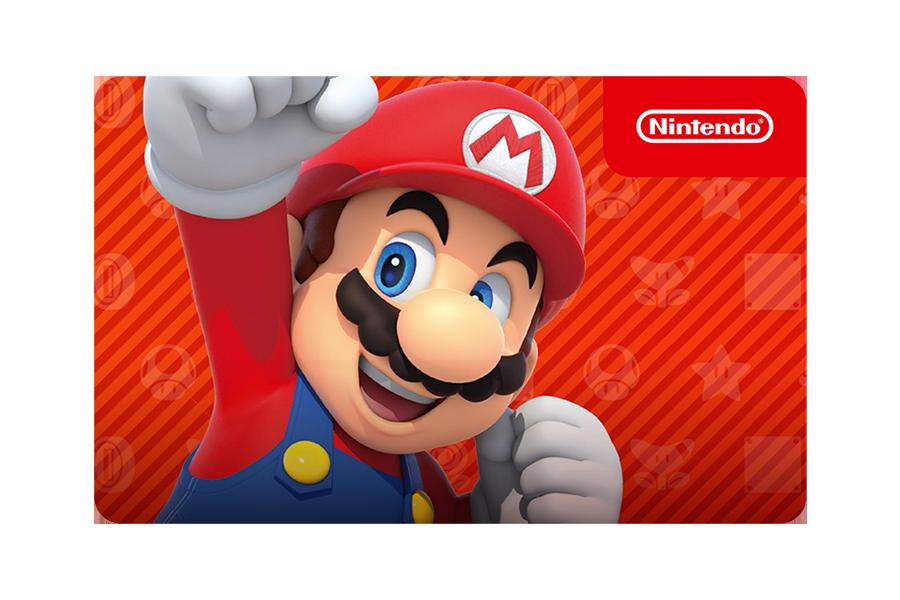 Nintendo eShop Voucher