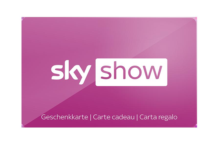 Sky Cinema Voucher 1 Month