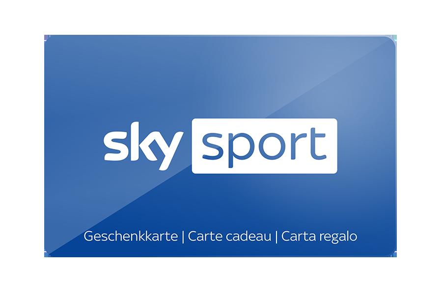 Sky Sport Voucher 1 Month
