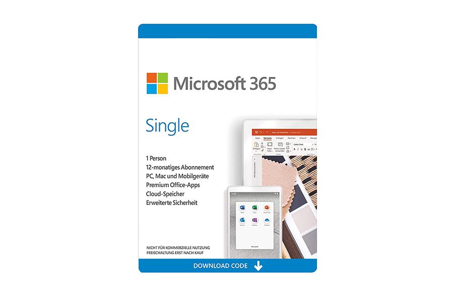Microsoft 365 Single (1 User)